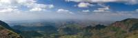 Panoramic view of the Simien Mountains |  <i>Aran Price</i>