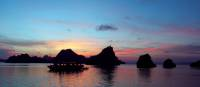 Breathtaking colours while cruising in Ha Long Bay | Alana Johnstone