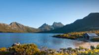 Looking towards Cradle Mountain from Lake Dove |  <i>Andrew McIntosh</i>