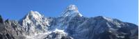 Blue skies over Ama Dablam |  <i>Melissa Nakhle</i>