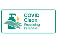 We're a COVID Clean Practicing Business