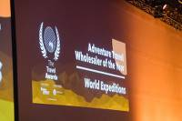 World Expeditions crowned Best in Adventure Travel at Industry Awards