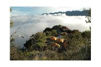 Phuyupatamarca, our campsite in the clouds on the Inca Trail in Peru. |  <i>Sarah Higgins</i>